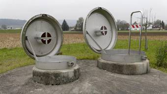 Im Grundwasserpumpwerk Eichholz wurde der Grenzwert stark überschritten.