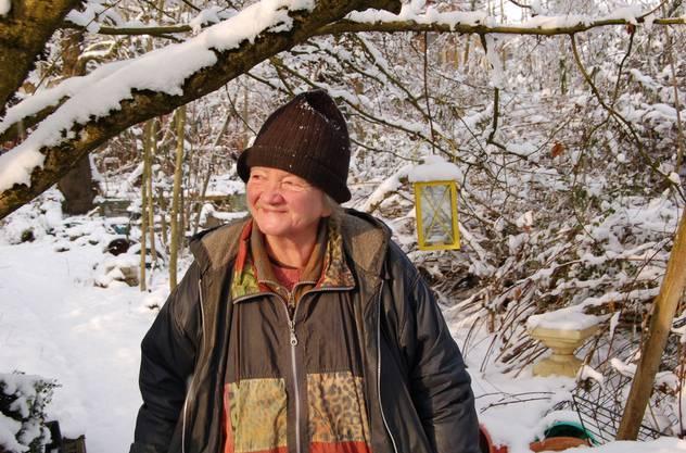 Maira Bräm im März 2006.