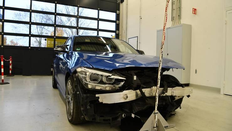Füllinsdorf BL, 8. November:  Auf der A22 in Fahrtrichtung Liestal verursachte ein Personenwagenlenker einen Selbstunfall. Personen wurden keine verletzt.