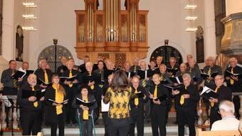 Chor-Zusammenarbeit sorgt für Begeisterung