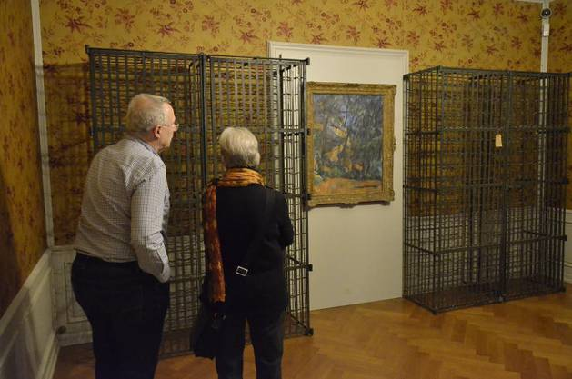 Gezeigt werden Werke wie Paul Cézannes «Château Noir».