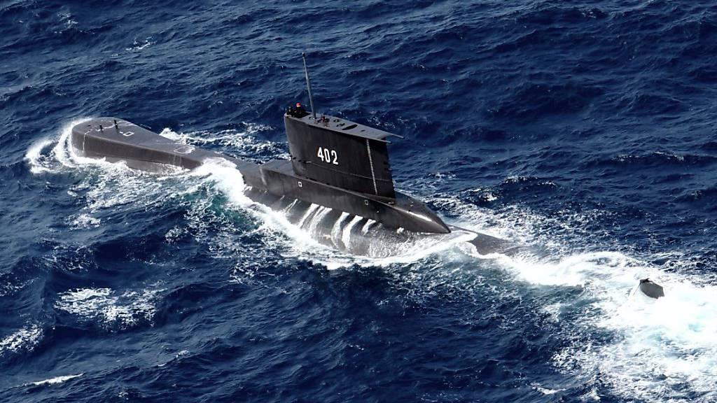 USA helfen bei Suche nach vermissten U-Boot vor Bali