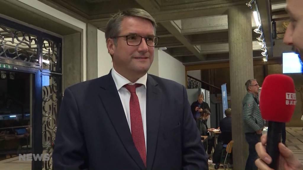 Trotz Wahl-Panne: Sieg für Levrat