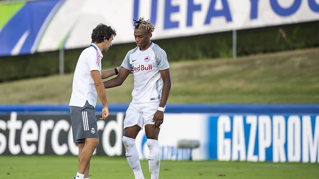 FC St. Gallen verpflichtet jungen Stürmer aus Österreich