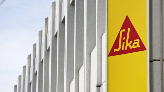 Sika-Hauptsitz im zugerischen Baar (Archiv)
