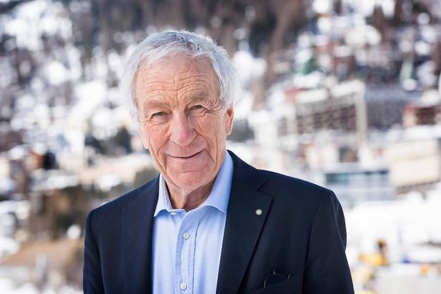 Lebt zur Hälfte in Italien: Hans Peter Danuser.