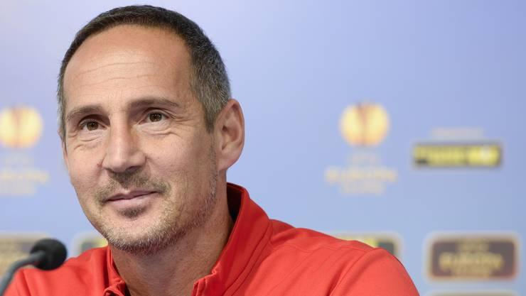 Adi Hütter ist neuer YB-Trainer.