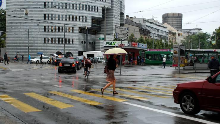 Die Zufriedenheit von Herr und Frau Basler mit der hiesigen Verkehrssituation ist auch im Vergleich zur Gesamtstudie überdurchschnittlich hoch.