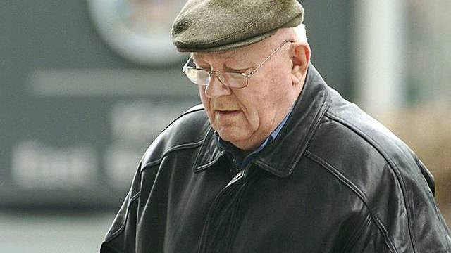 John Demjanjuk im Jahr 2005