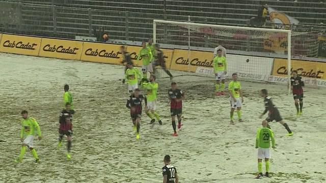 FC Aarau gegen die Yakins