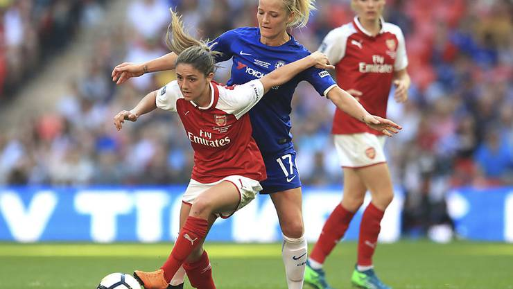 Chelsea setzte sich im englischen Cupfinal gegen Stadtrivale Arsenal durch