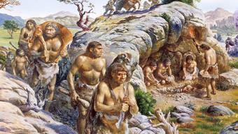 Der Neandertaler musste von gemeinnützigen Motiven geleitet worden sein.  Keystone