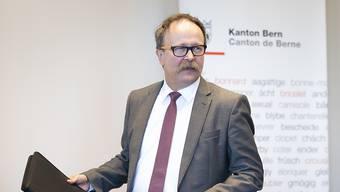 Thomas Egger, der Direktor der Justizvollzugsanstalt Thorberg, nimmt Ende Jahr den Hut.