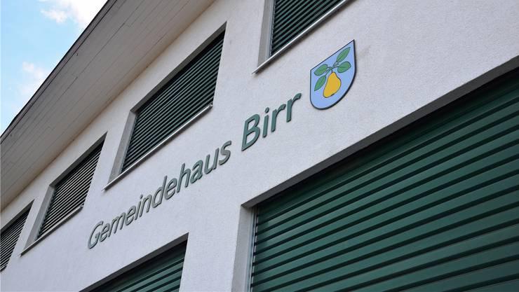 In Birr besteht die Finanzkommission neu aus drei Mitgliedern.
