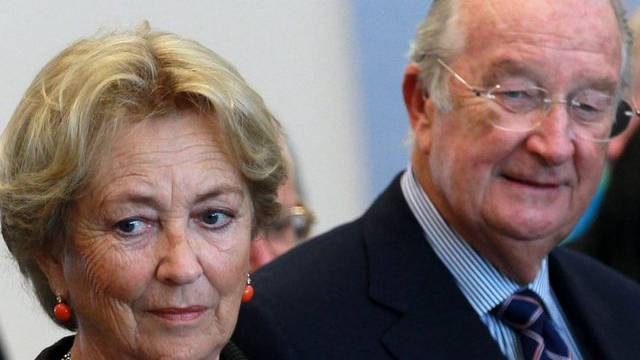 Königin Paola und König Albert II.: Das belgische Köngishaus wehrt sich (Archiv)