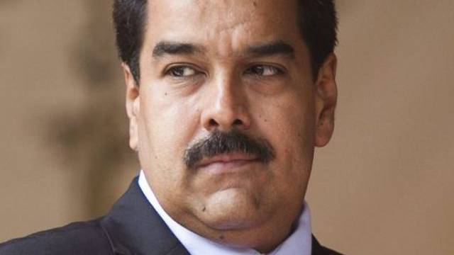 Venezuelas Präsident Nicolas Maduro (Archiv)