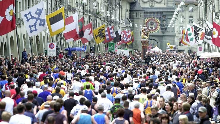 Der GP in Bern ist ein grosses Ereignis, dass soll auch der Aargauer Marathon werden.