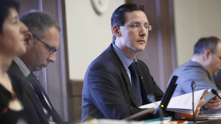 Gemeindepräsident Michael Ochsenbein (hier im Kantonsrat) will die Dorfpolitik zu neuem Leben erwecken.