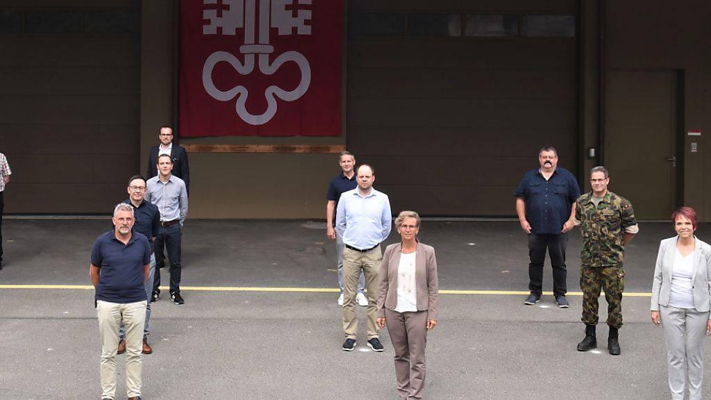 Der Kantonale Führungsstab von Nidwalden beendet seinen Einsatz.