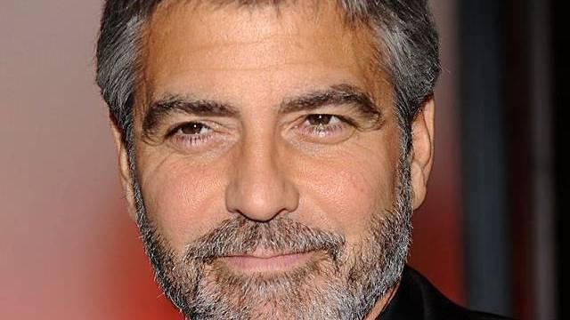 George Clooneys ergrauter Bart macht Schule