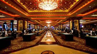 Sands Cotai Central in Macao: Eines von 35 Kasinos in der ehemaligen portugiesischen Kronkolonie. key