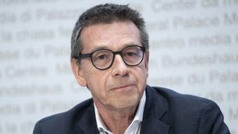 «Wir verstehen nicht, warum die Fallzahlen zunehmen»: Matthias Egger, Leiter der nationalen Task Force zur Unterstützung des Bundes während der Coronaepidemie.