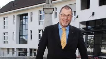 Alfred Zimmermann hat das Regionalspital Leuggern in den letzten 22 Jahren entscheidend geprägt. Angelo Zambelli