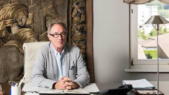 Rolf Ammann verstarb im Alter von 73 Jahren im Büdnerland