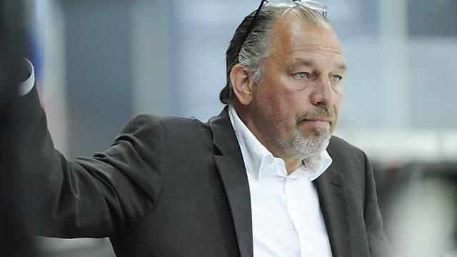 Trainer Kim Collins bleibt weitere Saison bei Visp