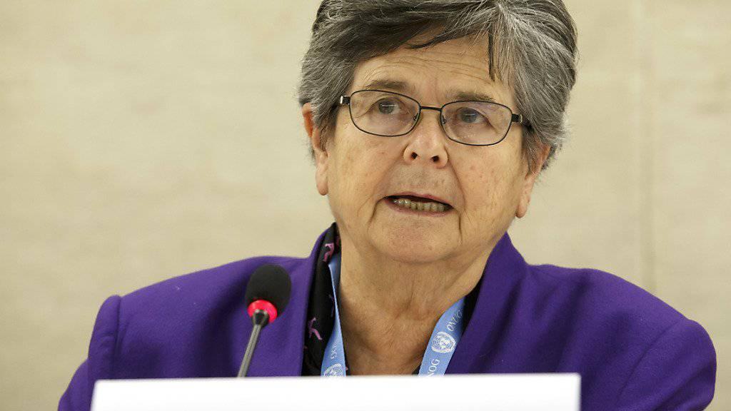 Alt Bundesrätin Ruth Dreifuss unterstützt Reform der Altersvorsorge