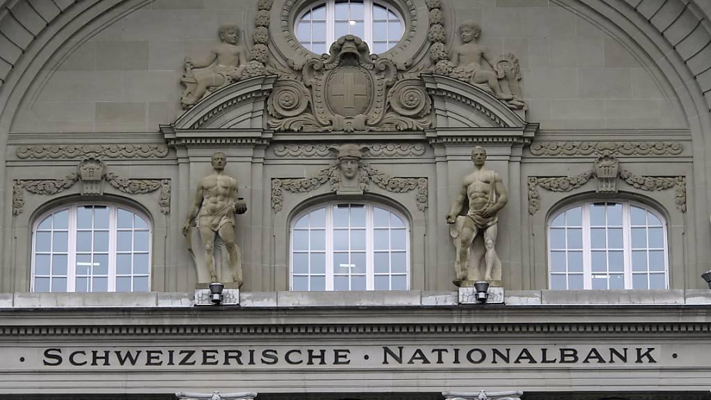 SNB erzielt im ersten Halbjahr Gewinn von 43,5 Milliarden Franken