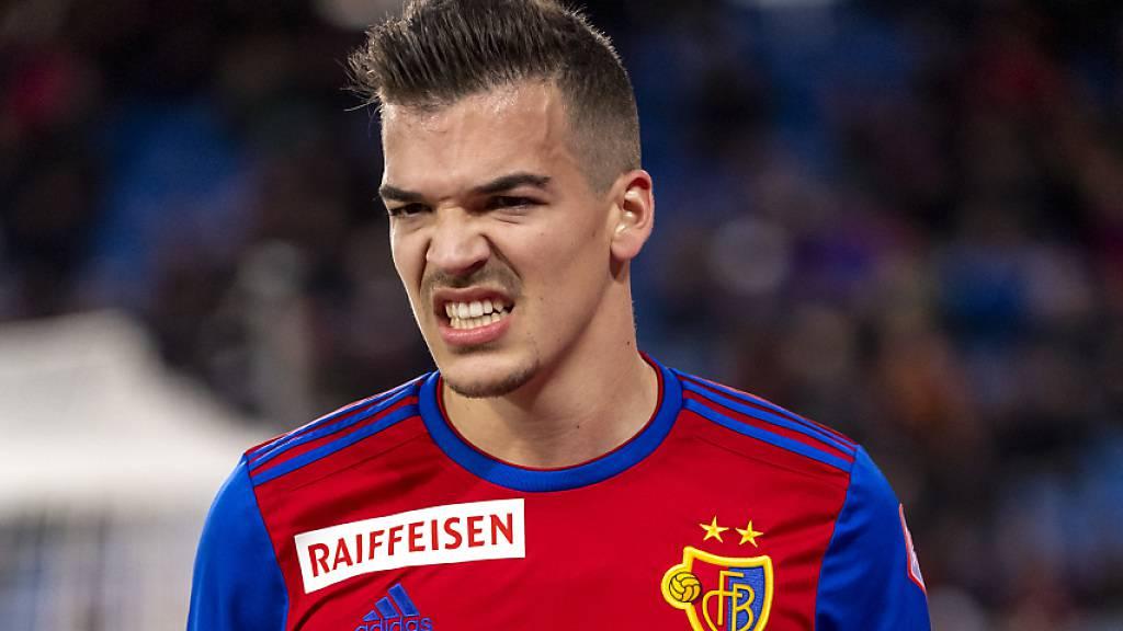 Bua wechselt in die zweite spanische Liga
