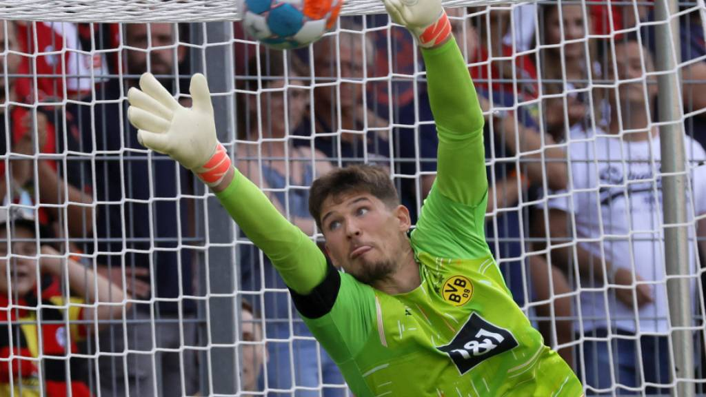 Ein erster Bundesliga-Sieg mit Stil für Seoane