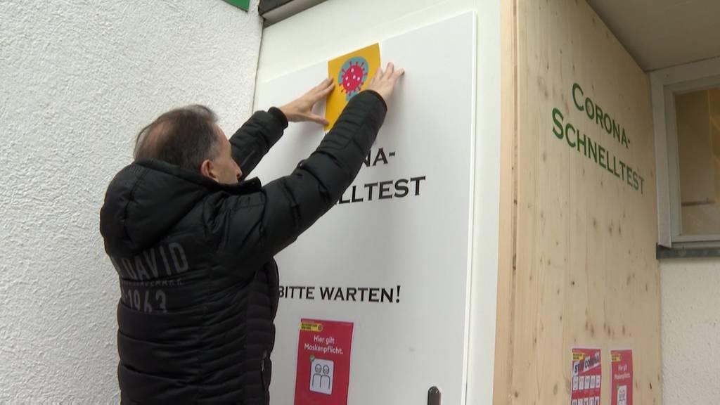 Covid-19-Schnelltests erstmals auch in Aargauer Apotheken möglich