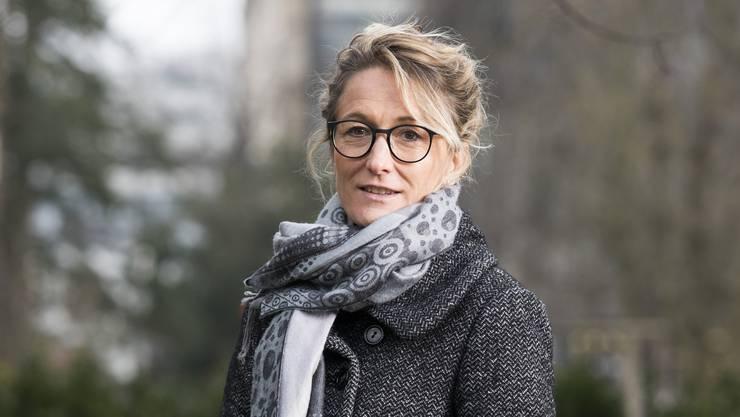 Susanne Hochuli, 53, Grüne.