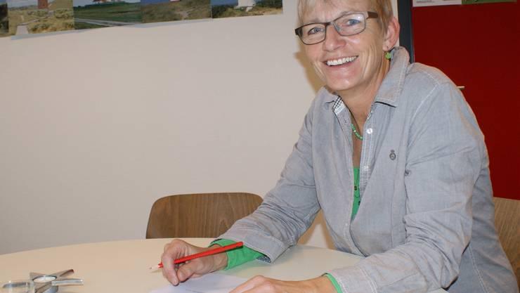 Judith Studer ist seit sieben Jahren Schulleiterin in Wallbach. ach