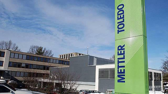 Der Gewinn von Mettler Toledo fiel 2009 um 15 Prozent
