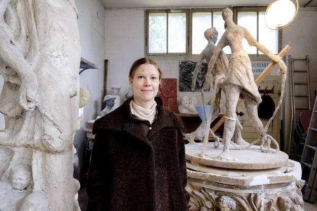 50 Jahren Depot sind genug: Monika Kästli will dem Wettsteinhäuschen neues Leben einhauchen.