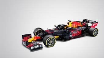 """Der neue Red Bull """"RB16"""""""