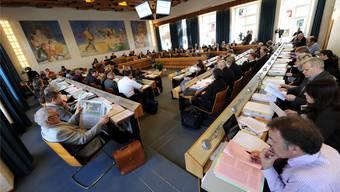 Alls andere als gemütlich wird es beim zweiten Teil der landrätlichen Spardebatte. Juri Junkov