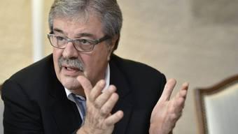 Der Genfer Gesundheitsdirektor Pierre-François Unger (Archiv)