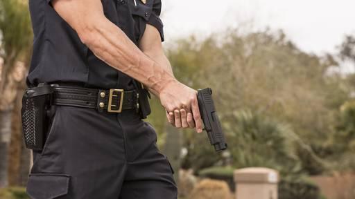 Polizist wollte auf Autoreifen schiessen – Untersuchung eingeleitet