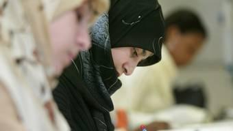 Das thurgauische Parlament lehnt ein Kopftuchverbot ab (Symbolbild)