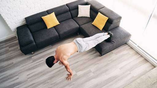 So verwandelst du dein Zuhause in ein Fitnesscenter