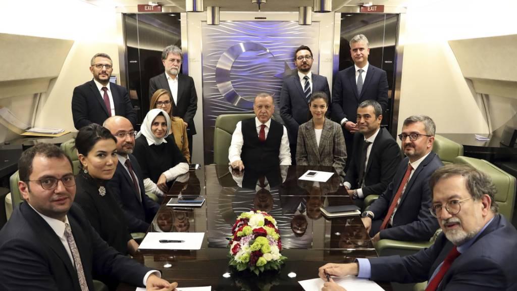Erdogan will keinen Waffenstillstand mit Kurden