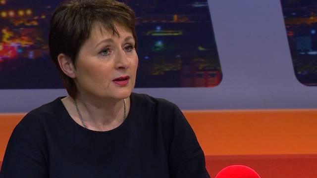 «Es ist viel schief gelaufen»: die wichtigsten Aussagen von Franziska Roth in der Sendung «TalkTäglich» vom Dienstagabend
