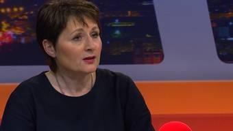«Es ist viel schief gelaufen»: die wichtigsten Aussagen von Franziska Roth in der Sendung «TalkTäglich» vom Dienstagabend.