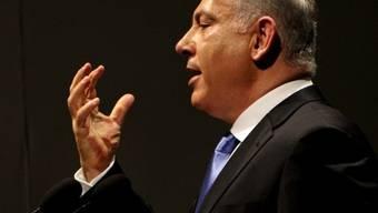 Benjamin Netanjahu will Gaza-Blockade weiter lockern (Archiv)