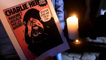 Ein Cover des «Charlie Hebdo»