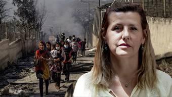Spricht von einer Katastrophensituation: Hilfswerkgründerin Raquel Herzog.